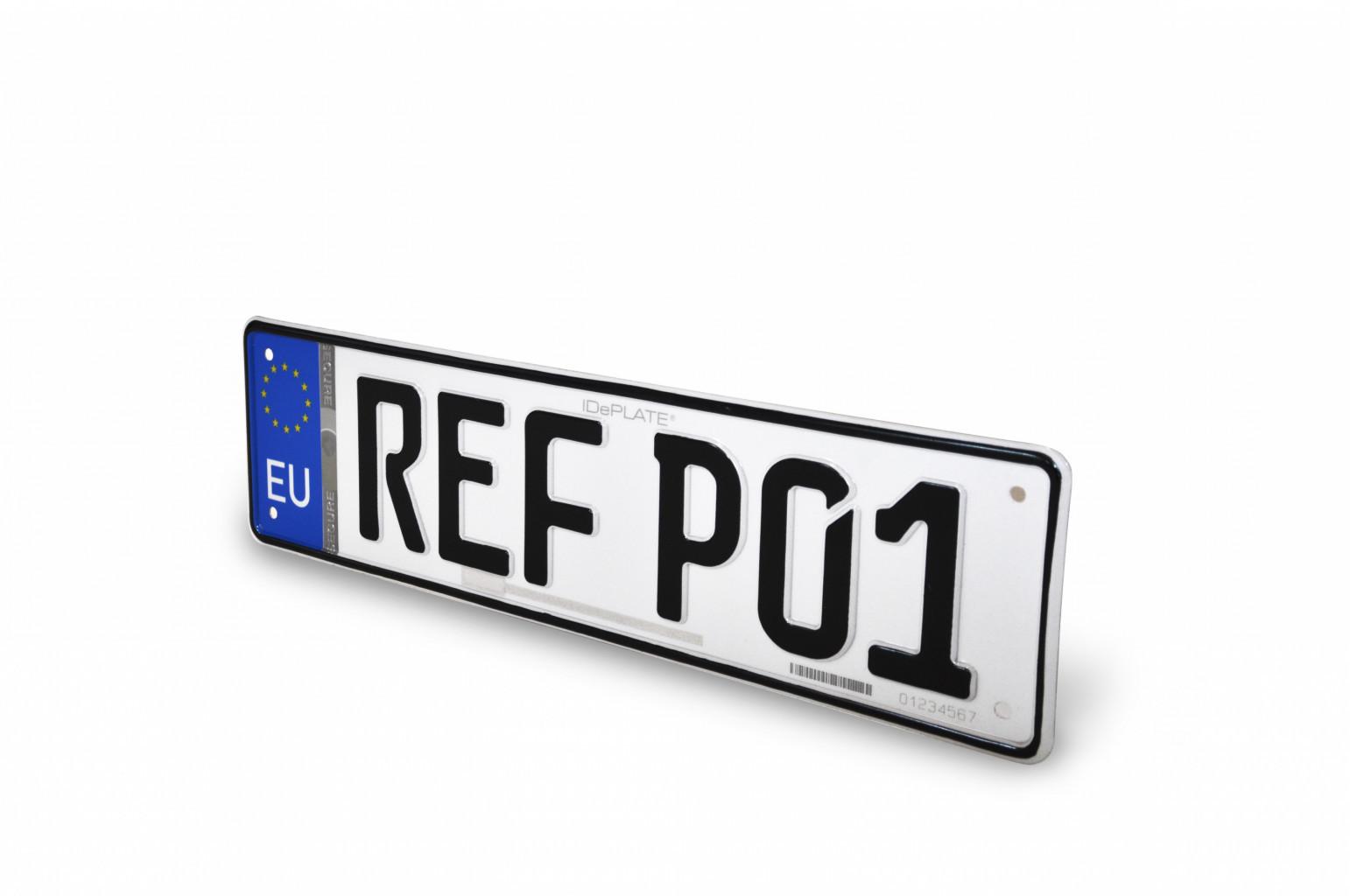 REF P01 - IDePLATE